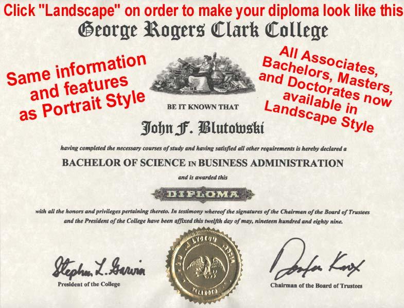Are fake diplomas illegal